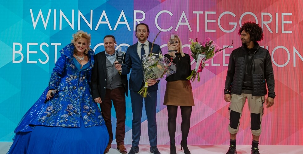 2018 - Corporate Fashion Award - The Netherlands - Bedst brand collection, <span>MASCOT® ADVANCED</span>  - Danny Bonn - Toos Volmer