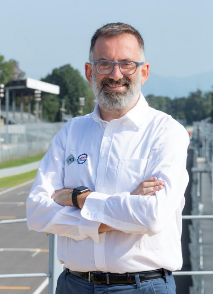 Pietro Benvenuti - General Manager at Monza Eni Circuit