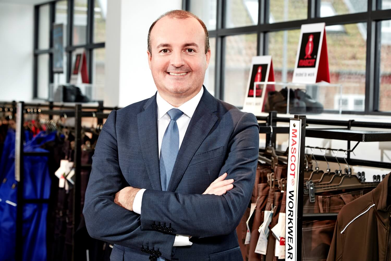 2019 - Michael Grosbøl Managing Director